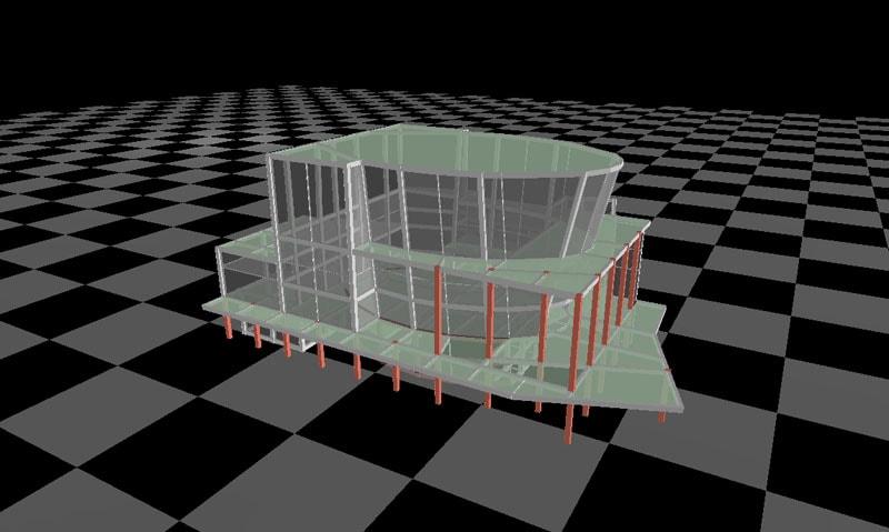 マウス入力3D図