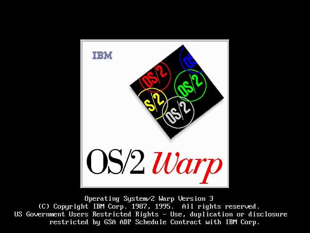OS/2 Warp