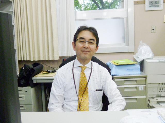 日本大学浅里和茂教授