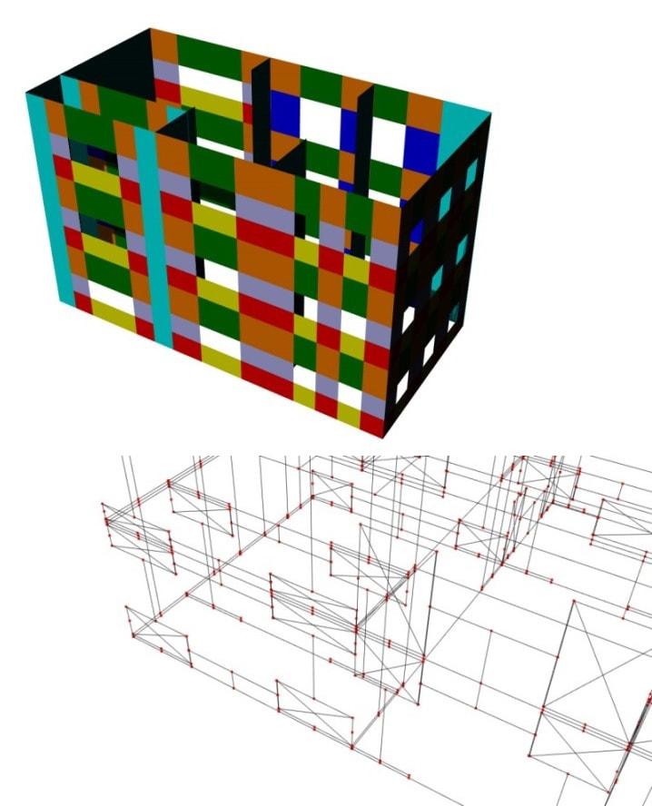 CLT構造の自動モデリング